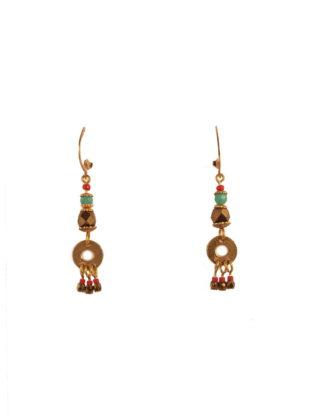 boucles d'oreilles améindiennes ethniques
